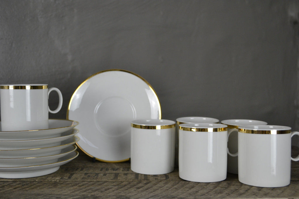 Thomas Germany Coffee Cups & Saucers - Kernow Furniture