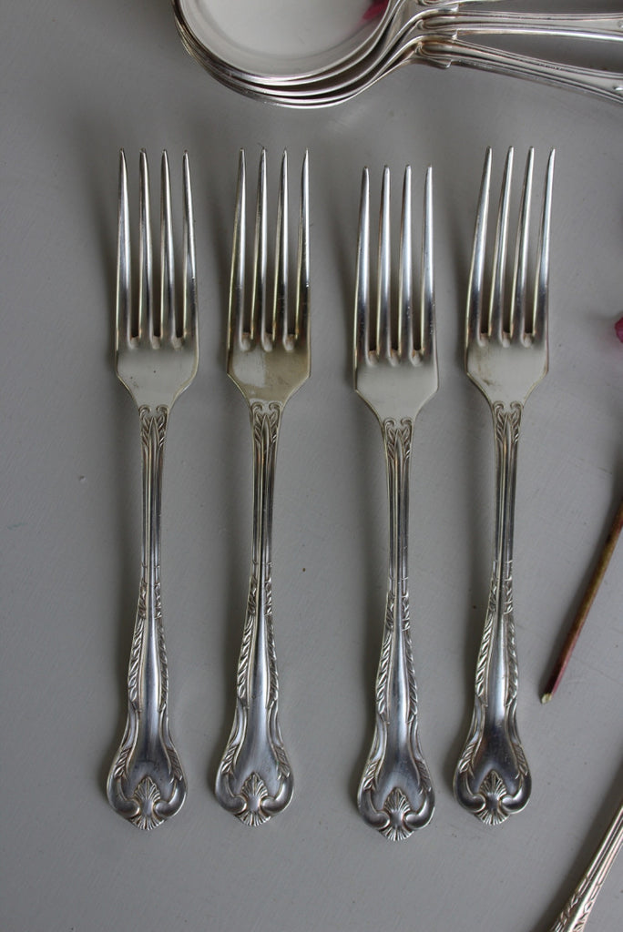 Vintage Cutlery - Kernow Furniture
