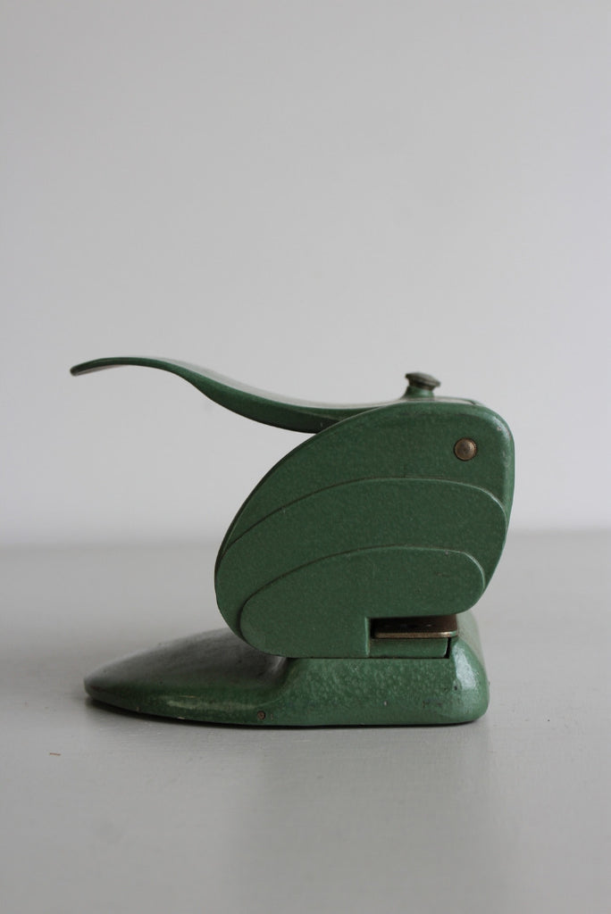 Art Deco Vintage Hole Punch - Kernow Furniture