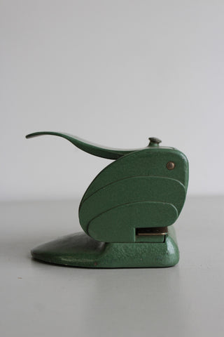 Art Deco Vintage Hole Punch
