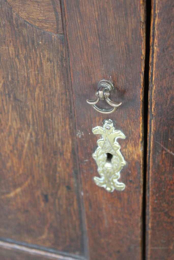 Antique Georgian Oak Dresser - Kernow Furniture