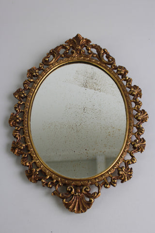 Vintage French Style Mirror