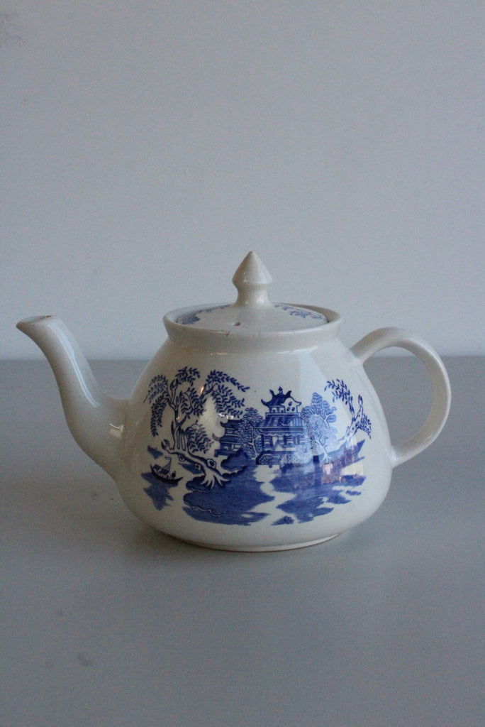 Gibsons Willow Teapot - Kernow Furniture