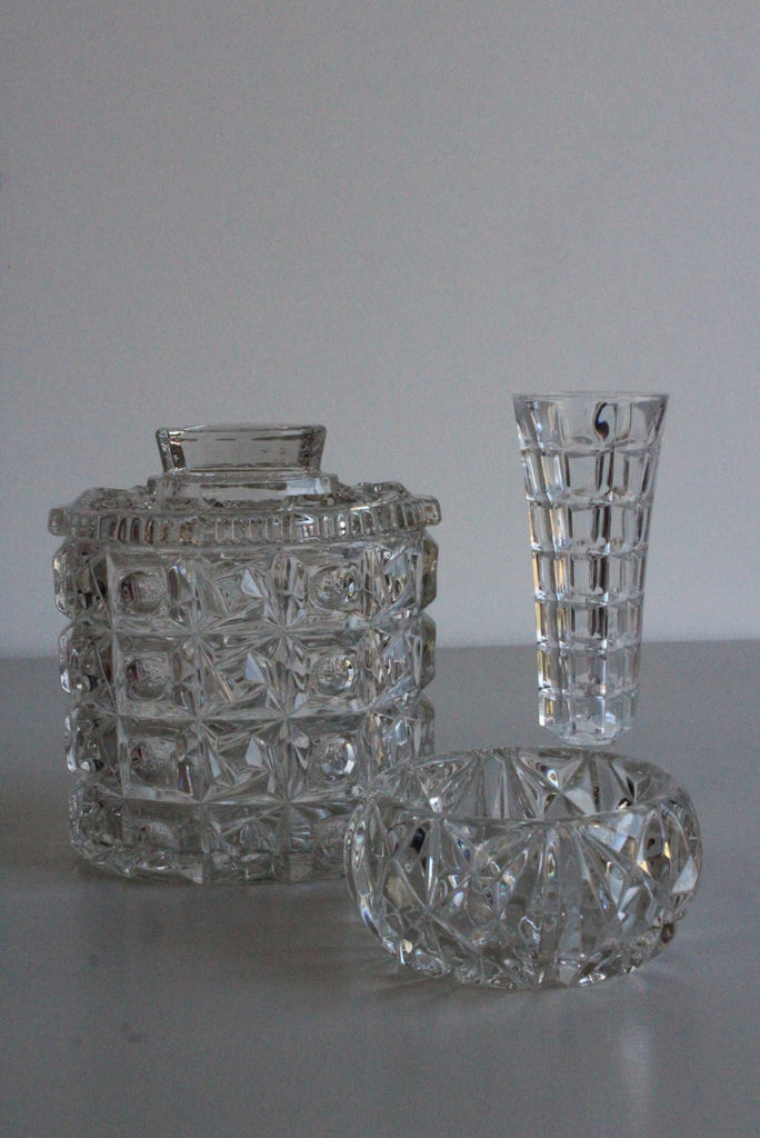 Collection Vintage Glass - Kernow Furniture