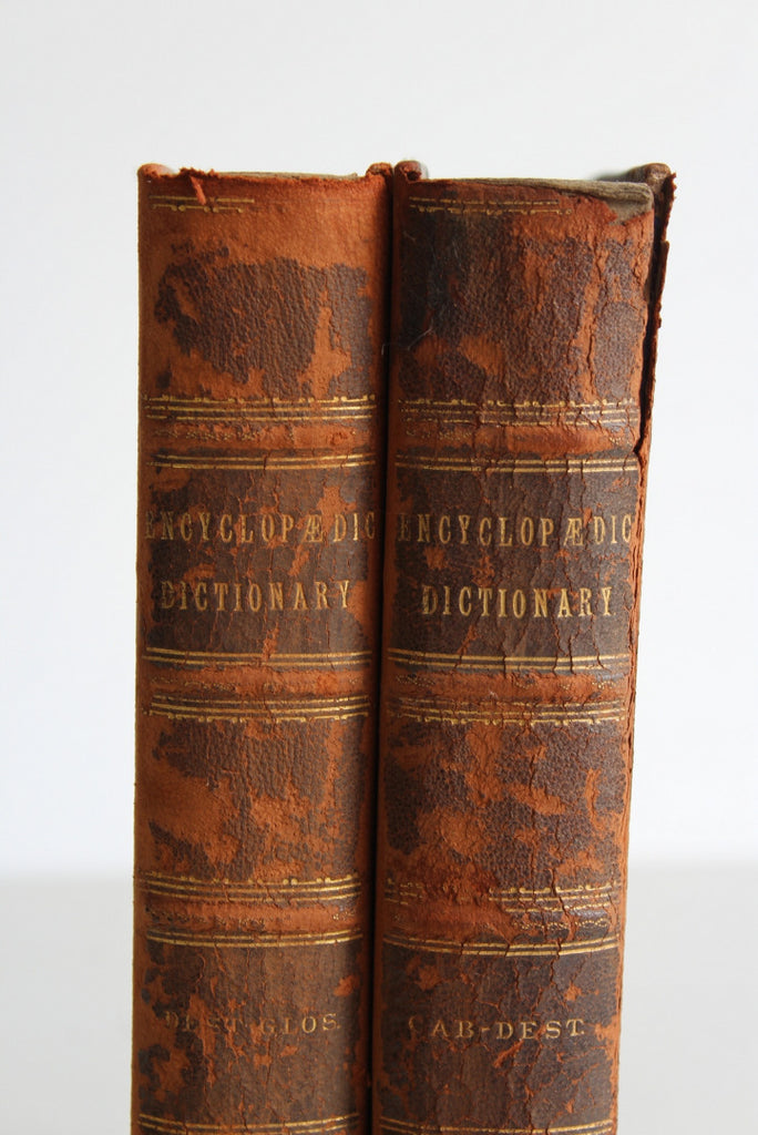 LLoyds Encyclopedic Dictionary - Kernow Furniture