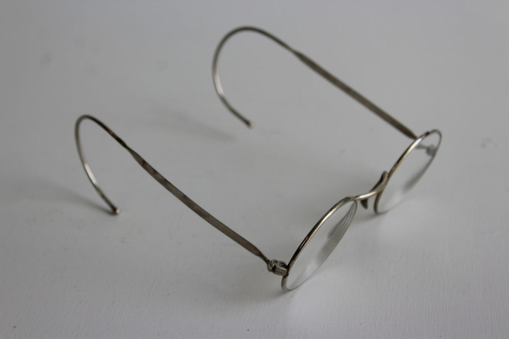Vintage WW2 Issue Spectacles - Kernow Furniture