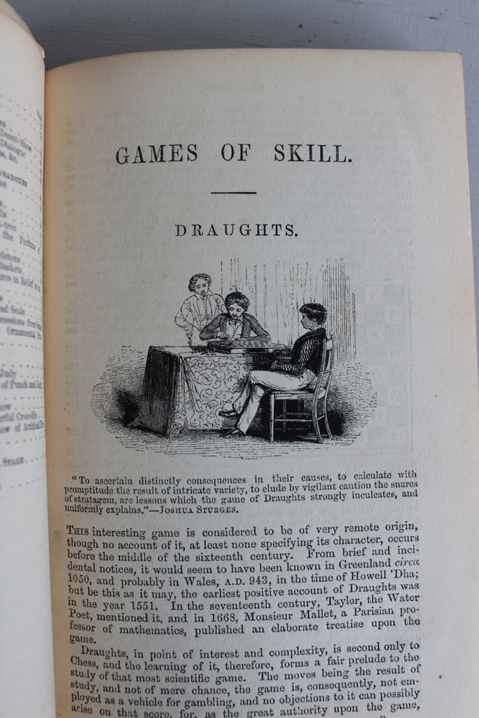 Games of Skill & Conjuring - Kernow Furniture