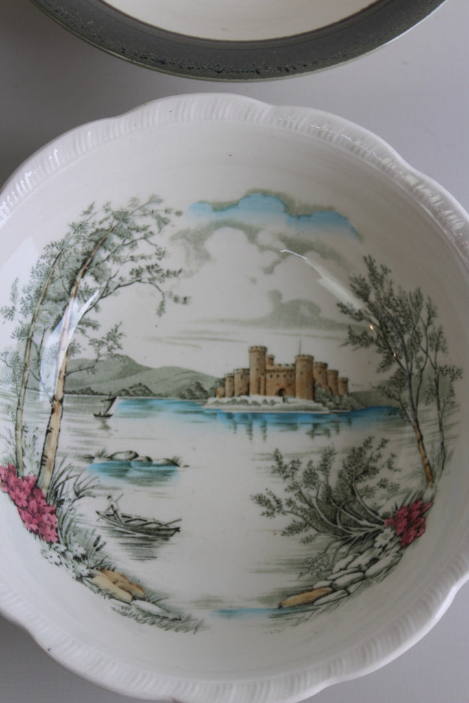 Alfred Meakin Queens Castle Bowl - Kernow Furniture