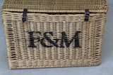 Fortnum & Mason Picnic Basket - Kernow Furniture