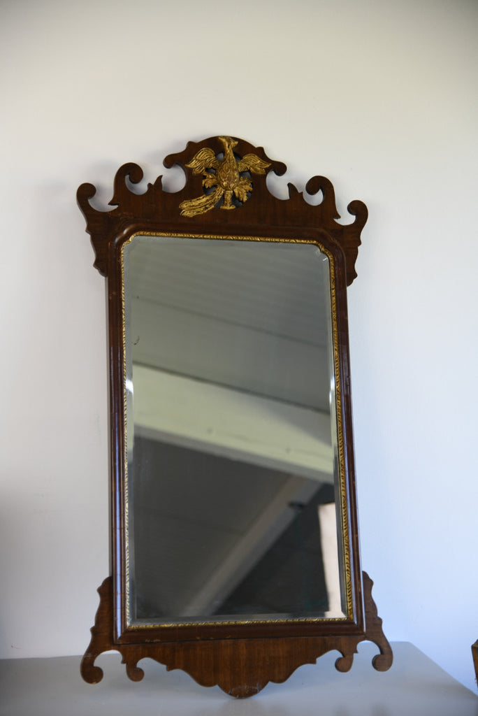 Georgian Style Fret Cut Mirror - Kernow Furniture