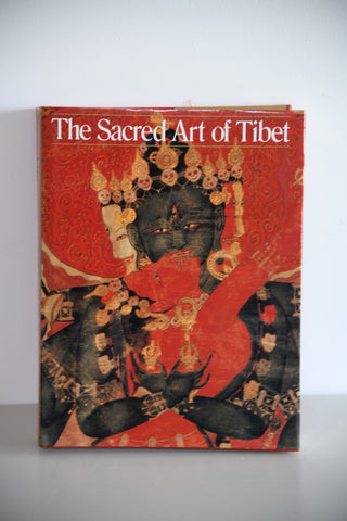 The Sacred Art of Tibet - Kernow Furniture