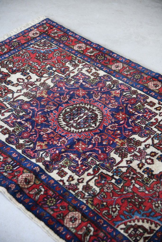 Antique Erivan Wool Rug - Kernow Furniture