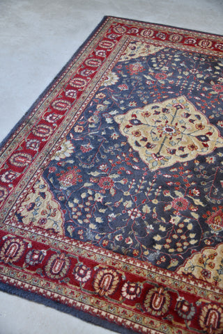 Oriental Style Wool Rug - Kernow Furniture
