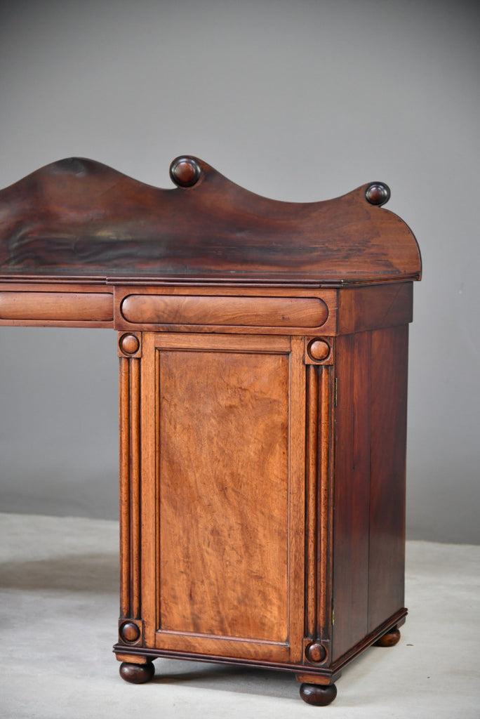 William IV Mahogany Sideboard - Kernow Furniture