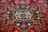 Pink Eastern Kashmir Silk Rug - Kernow Furniture