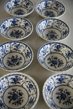 8 Johnson Bros Indies Cereal Bowls - Kernow Furniture