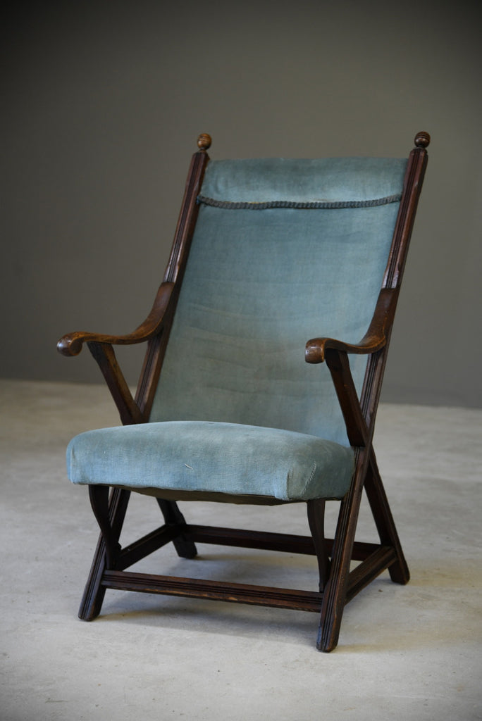 Early 20th Century Armchair - Kernow Furniture