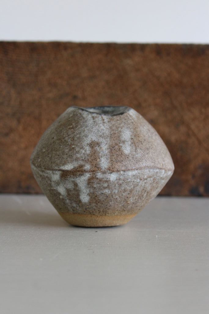 Kingsand Cornish Studio Pottery Pot - Kernow Furniture