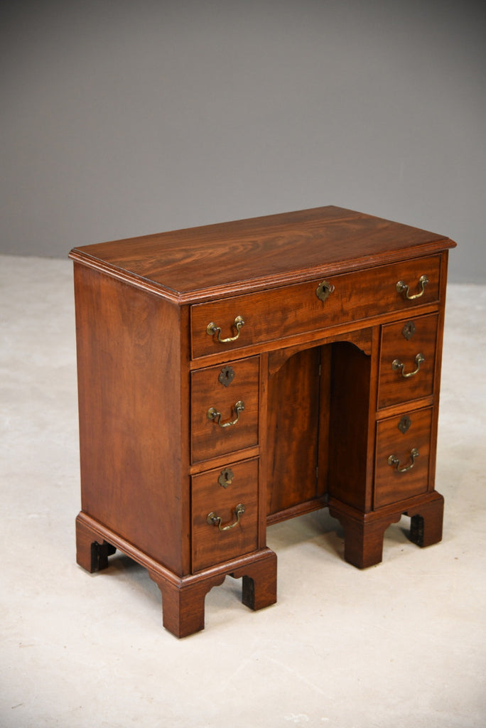 Georgian Style Writing Desk - Kernow Furniture