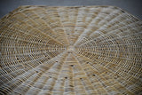 Large Natural Wicker Coffee Table - Kernow Furniture