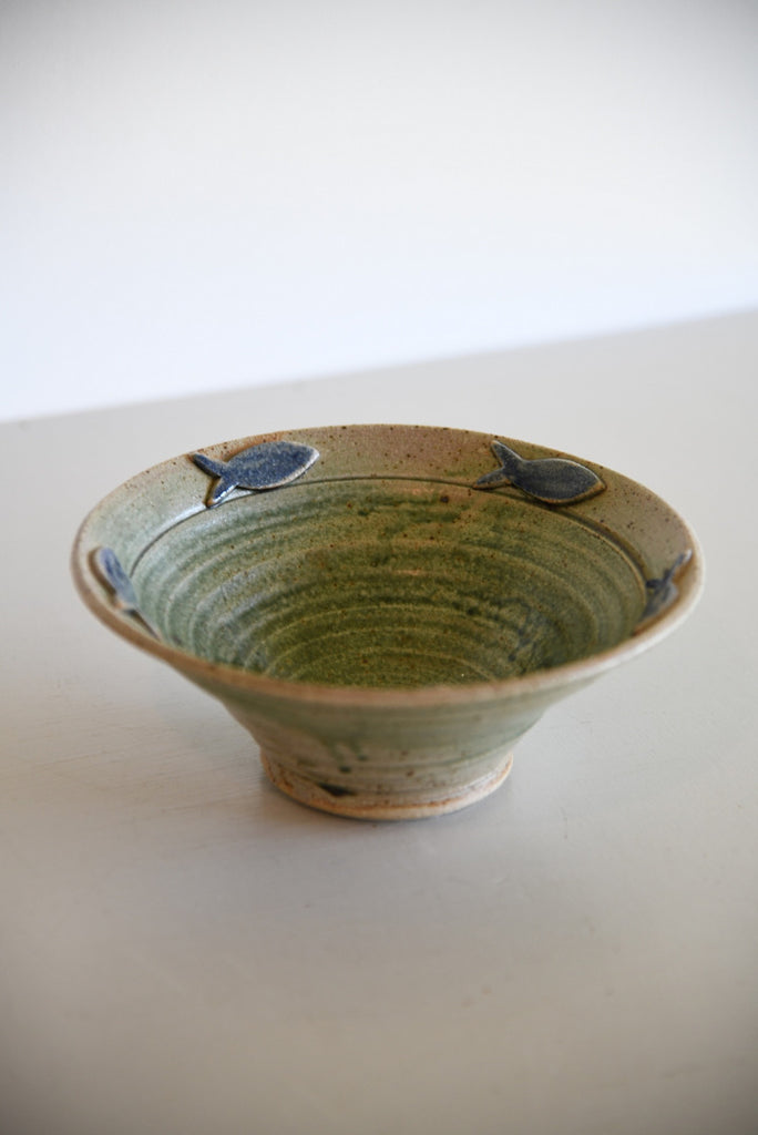 Perry Marsh Cornish Pottery Bowl - Kernow Furniture