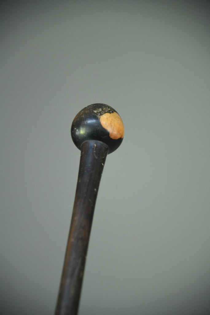 Rosewood Walking Cane - Kernow Furniture