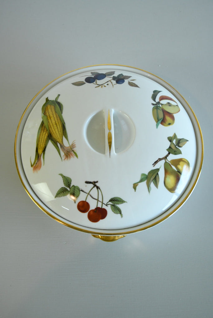 Royal Worcester Evesham Casserole - Kernow Furniture