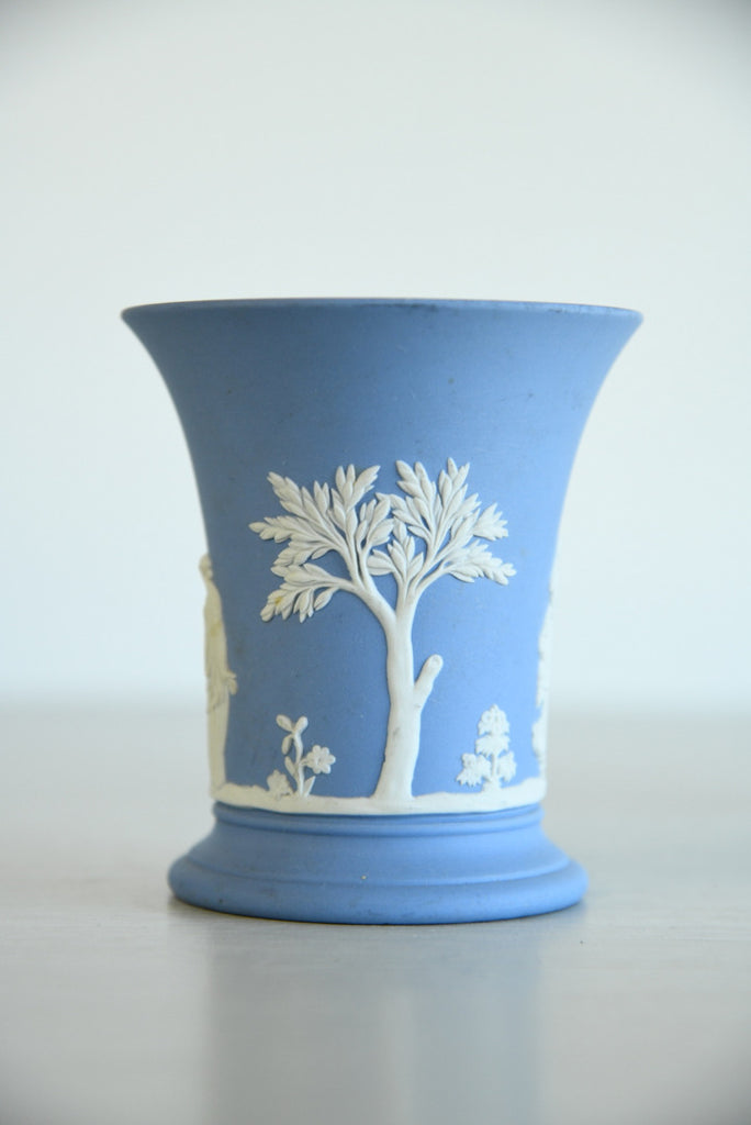 Wedgwood Jasperware Vase - Kernow Furniture