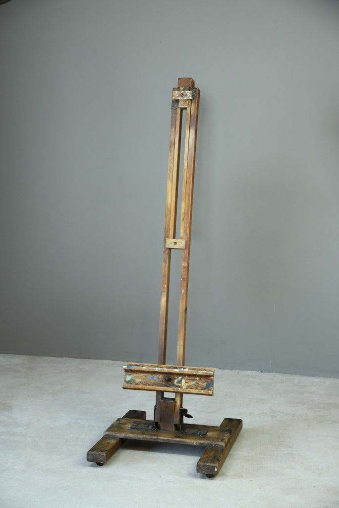Large Windsor & Newton Artist Easel - Kernow Furniture