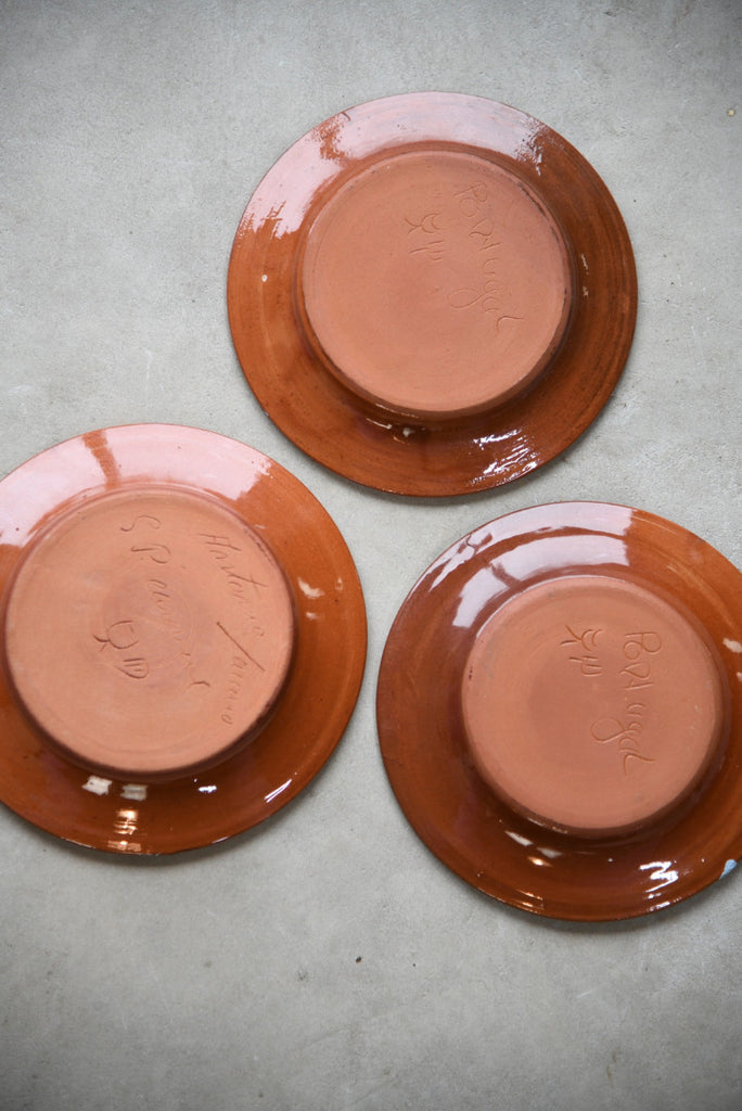 Continental Glazed Plates