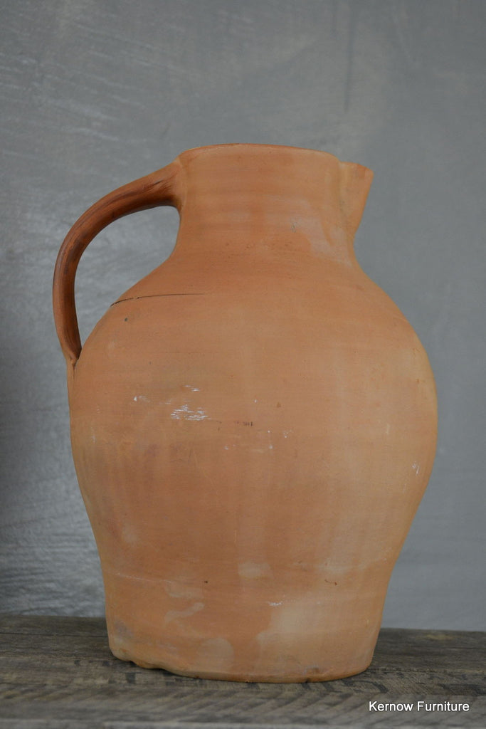 Lakes Cornish Pottery Earthenware Jug - Kernow Furniture 100s vintage, retro & antique items in stock