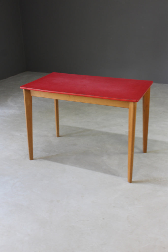 retro formica kitchen dining table
