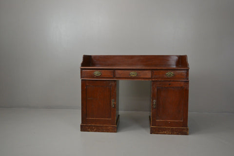 Antique Stained Pine Washstand - Kernow Furniture 100s vintage, retro & antique items in stock