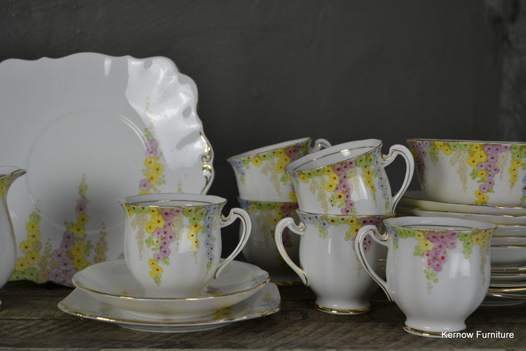 Vintage 1930s Royal Standard Diana Part Tea Set