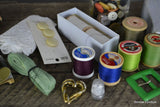 Vintage Sewing Haberdashery & Tin - Kernow Furniture 100s vintage, retro & antique items in stock