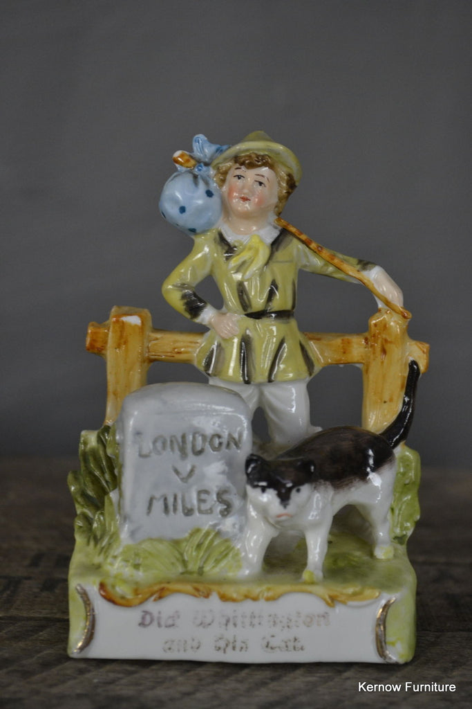 Victorian Dick Whittington Ornament