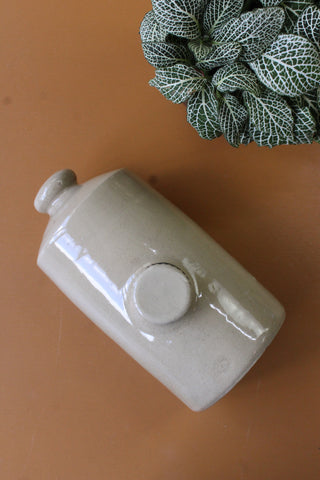 stoneware hot water bottle
