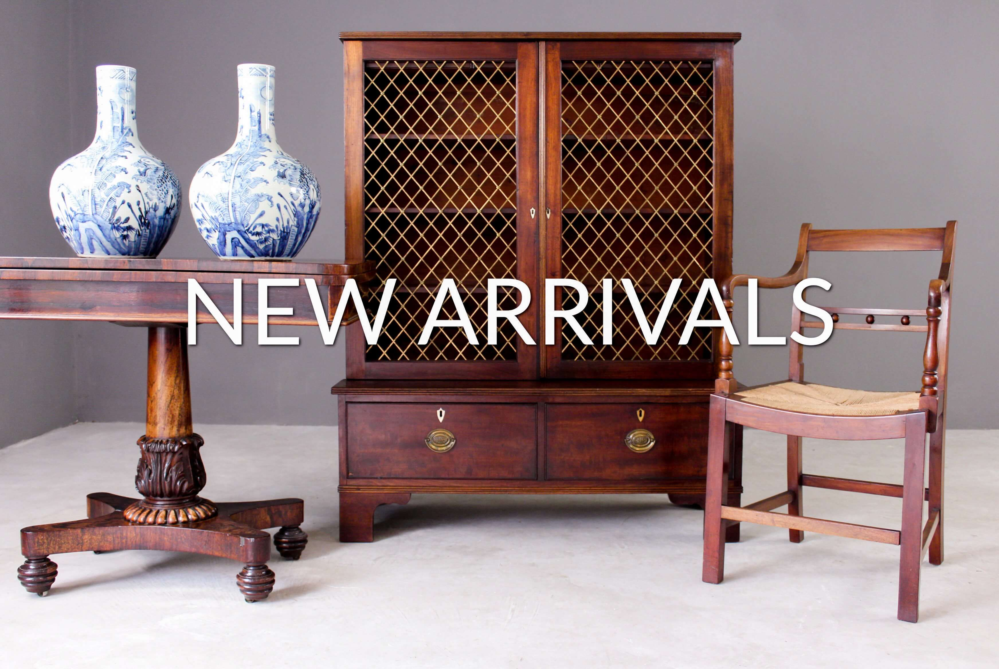Vintage, Retro and Antique Furniture Online