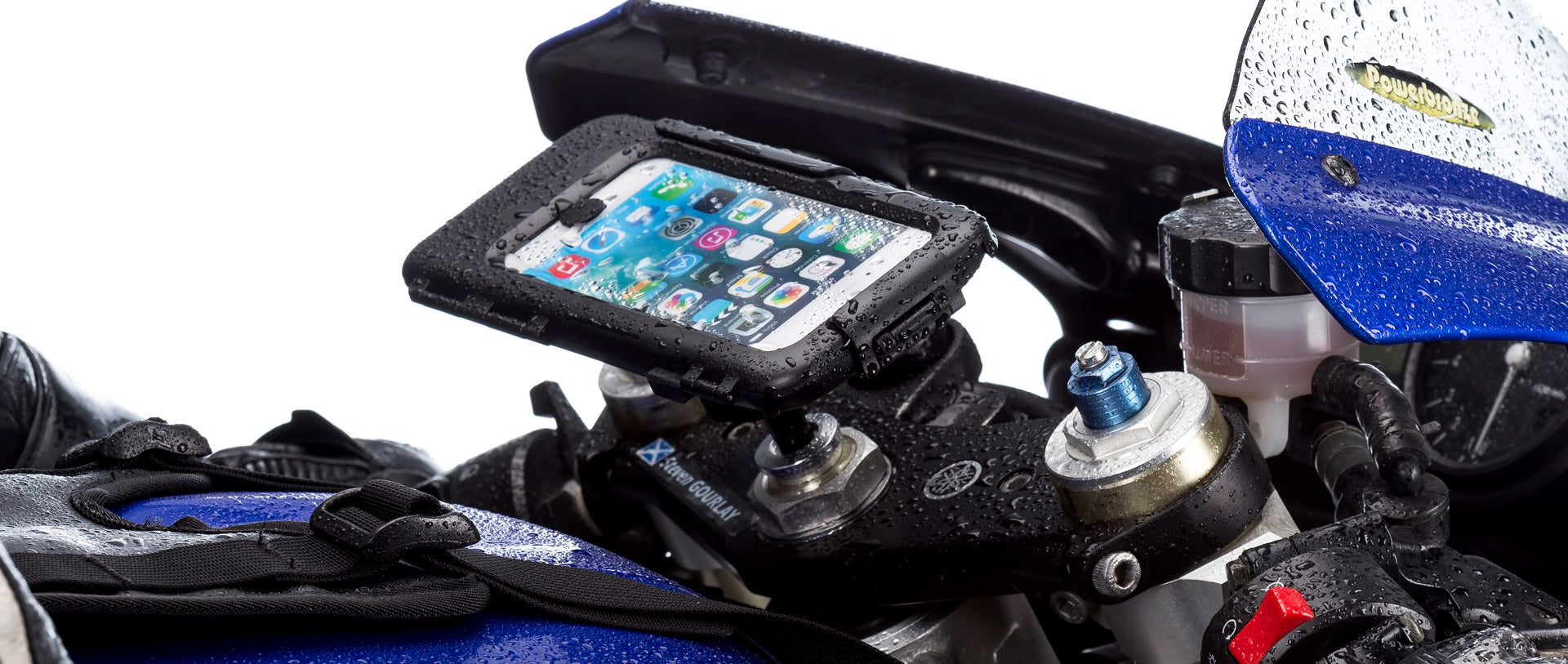 iPhone 6 motorcycle case