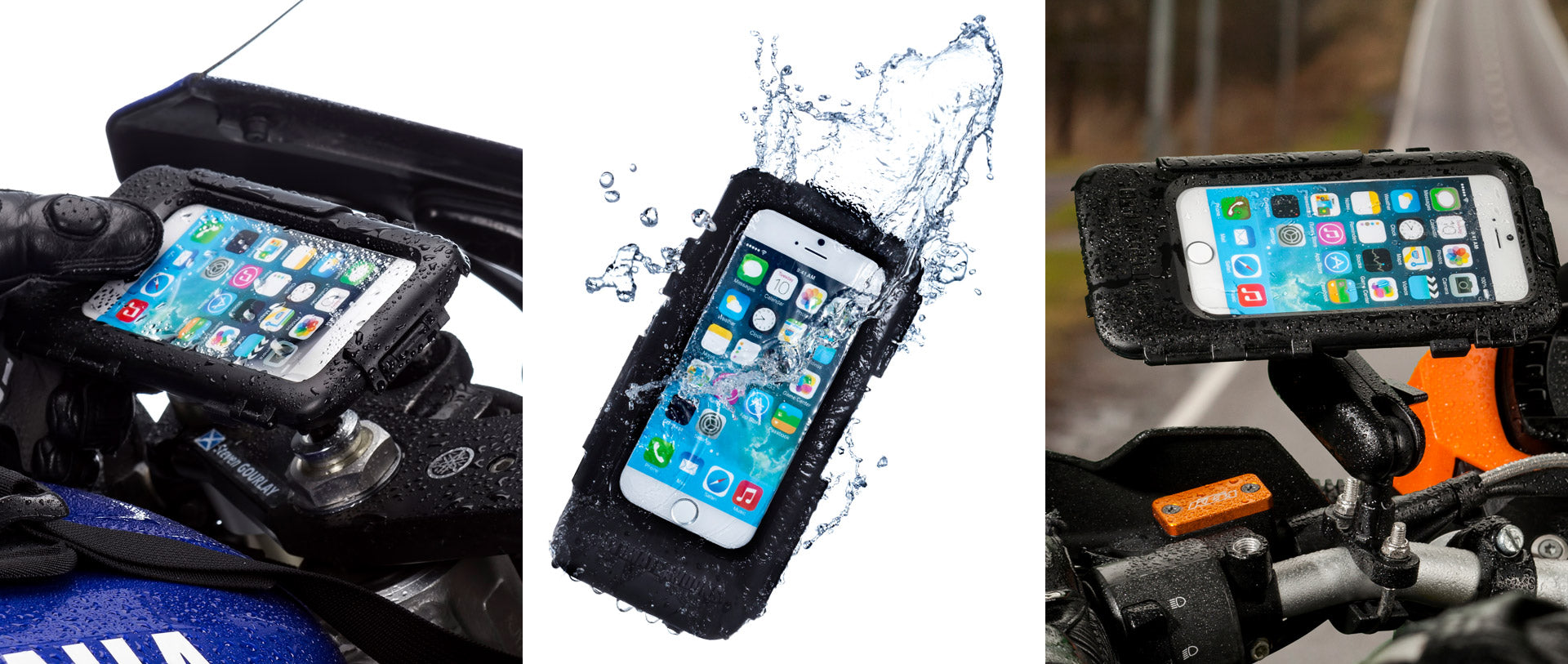 Motorcycle tough case for Apple iPhone 6