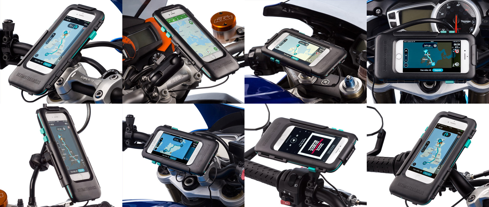 iPhone 7 Tough Motorcycle Case.