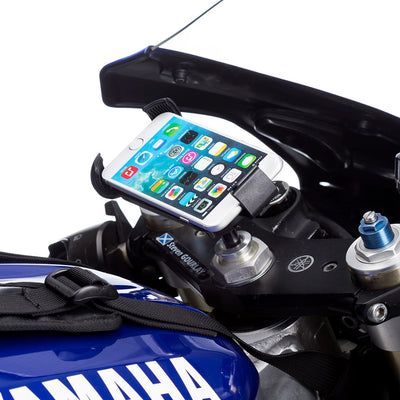 Apple iPhone 6 7 8 Motorcycle Fork Stem Holder Mount