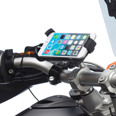 Adjustable Motorcycle Holder Clamp Bolt Kit Apple iPhone 6 7 8