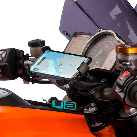 Motorcycle One Holder 3 Bolts Kit Samsung Galaxy S8+
