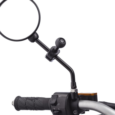 Motorcycle Scooter Mirror Stem Attachment