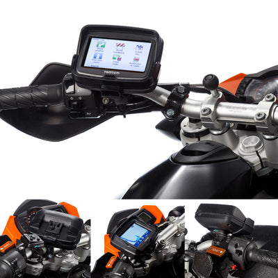 Motorcycle Quick Release Handlebar Mount for TomTom Rider v5