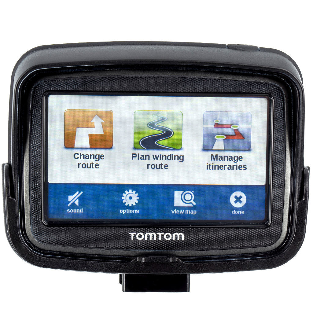 Dedicated Holder for TomTom Rider V5