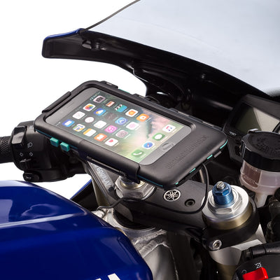Apple iPhone 6 7 8 Tough Waterproof Sportsbike Motorcycle Mount Kit