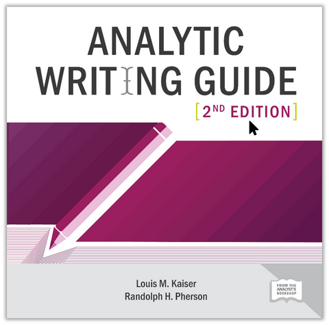NEW! Analytic Writing Guide, 2nd ed.
