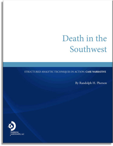 E-PUB: Death in the Southwest Case Study